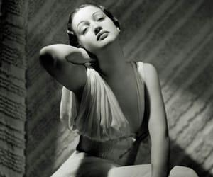 belleza, hollywood, and blanco y negro image
