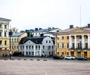 aesthetic, finland, and architecture image