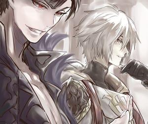 anime, belial, and boy image
