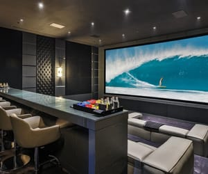 goals, home theater, and luxury image