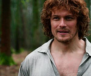 gif, outlander, and handsome image