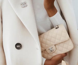 beige, chanel, and glamour image