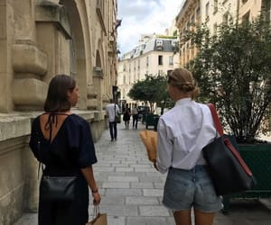 fashion, friends, and city image