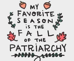 empowerment, fall, and feminism image