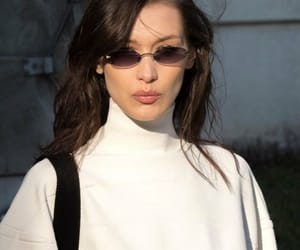 bella hadid, aesthetic, and chic image