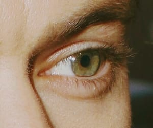 eye, harry, and green eyes image