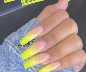 claws, skin care, and baddie image