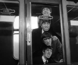 the beatles, george harrison, and beatles image