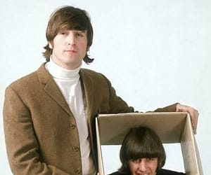 brown, photo shoot, and the beatles image