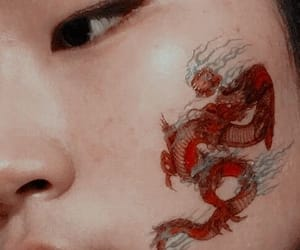 aesthetic, beauty, and dragon image