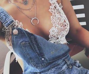 choker, necklace, and fashion image