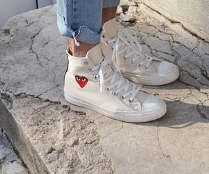 sneakers, shoes, and converse image