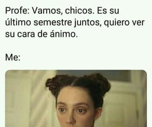 frases, meme, and school image