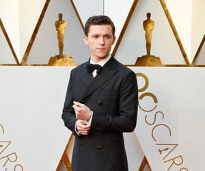 oscars, spider-man, and tom holland image