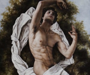 art, classic, and male image