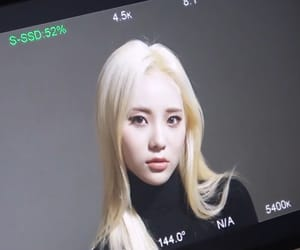 jinsoul, loona, and edit image