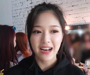 hyunjin, kim hyunjin, and loona image