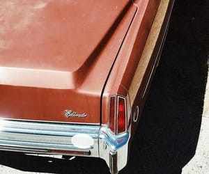 cadillac, cars, and rust image