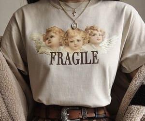 angel, girl, and fashion image
