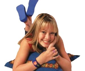 90s, Hilary Duff, and lizzie mcguire image