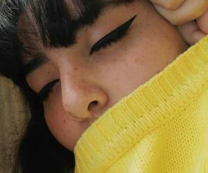 amarillo, beauty, and hair image
