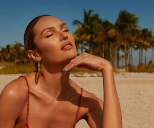 beach, beautiful, and goddess image