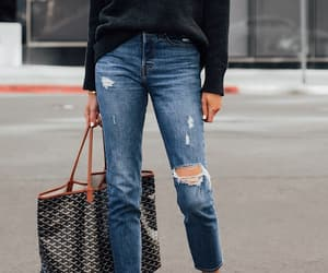 blogger, street style, and levis jeans image