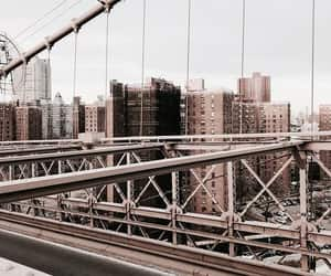 city, new york, and aesthetic image