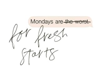 quotes and monday image