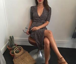 dress, jeanne damas, and fashion image