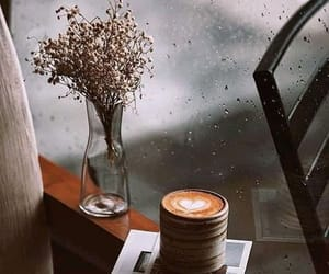 coffee, aesthetic, and autumn image