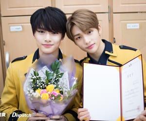 kpop, hyunjin, and jeongin image