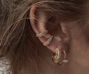 classic, earrings, and inspiration image