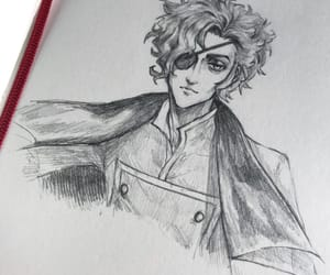 drawing, julian, and the arcana image