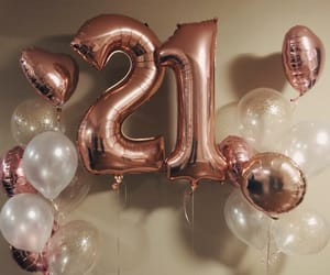 21 and balloons image