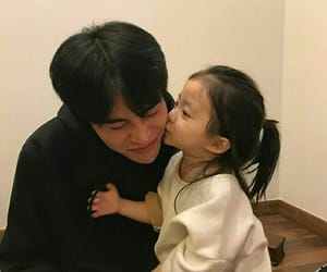 cute, ulzzang, and family image