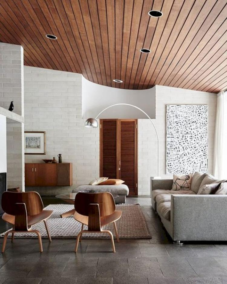 Mid Century Modern Living Room Decor Ideas - Page 15 of 66