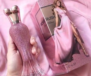 perfumes and pink image