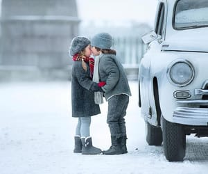 cold, kid, and kids image