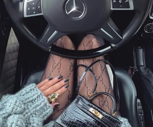 fashion, mercedes, and aesthetic image