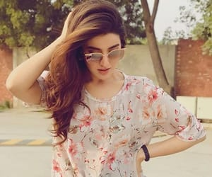dp, hair, and fashion image