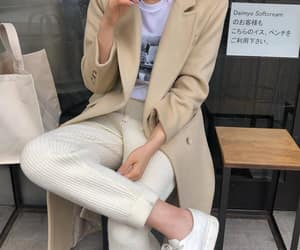 casual, minimalism, and clothes image