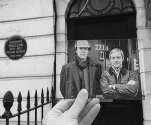 Martin Freeman, sherlock, and sherlock holmes image