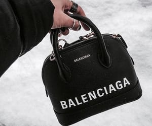 accessories, bag, and Balenciaga image