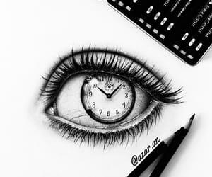 art, awesome, and eye image