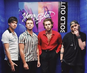 5sos, band, and youngblood image