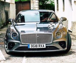 Bentley and car image