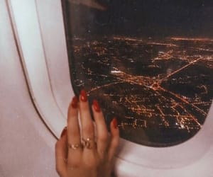 travel, city, and nails image