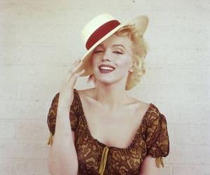 Marilyn Monroe, beauty, and vintage image