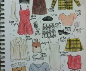 fashion, beauty, and Clueless image